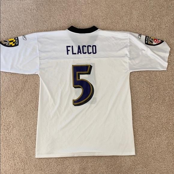 NFL Baltimore Ravens Joe Flacco Jersey
